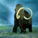 Мамонты – древние доисторические животные