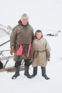 Юрий Худи с сыном