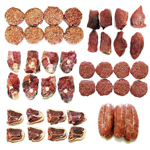 Мясо оленины сколько стоит?